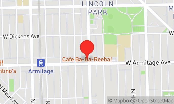 Café Ba-Ba-Reeba!