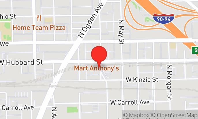 Mart Anthony's Italian Restaurant & Steakhouse