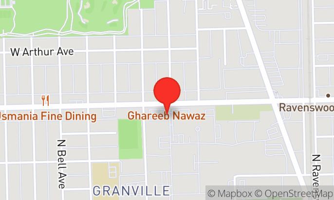 Ghareeb Nawaz