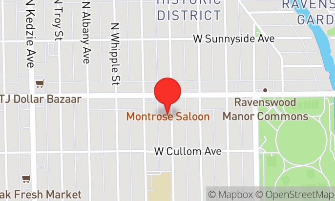 Montrose Saloon