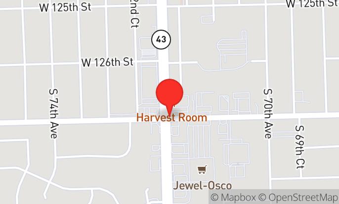 Harvest Room