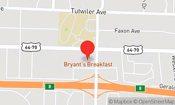 Bryant's Breakfast