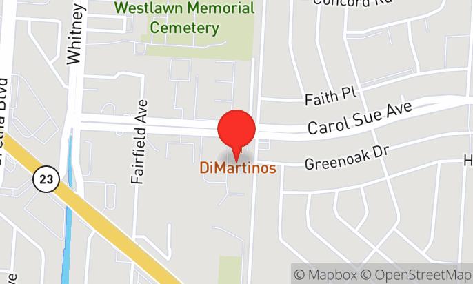 DiMartino's Muffulettas