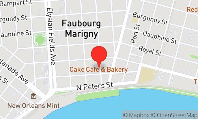 Cake Cafe & Bakery
