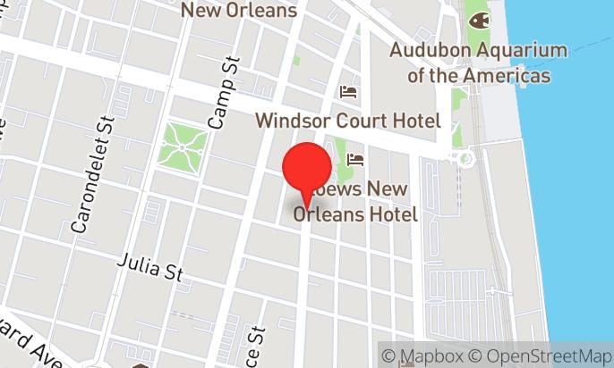 Barcadia New Orleans