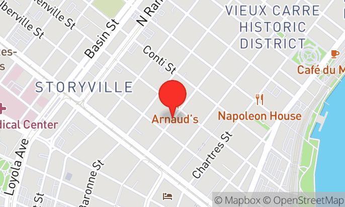 Arnaud's French 75 Bar