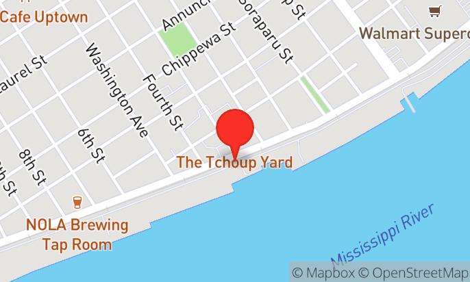 Tchoup Yard