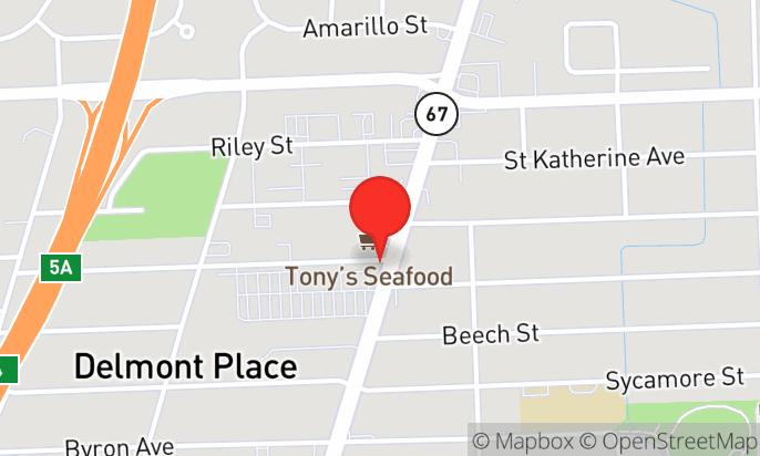 Tony's Seafood Market & Deli