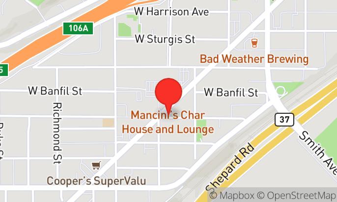 Mancini's Char House & Lounge
