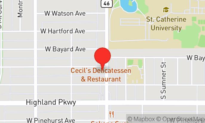 Cecil's Delicatessen & Bakery