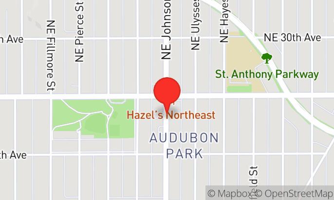 Hazel's Northeast