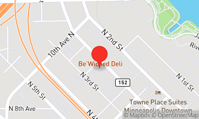 Be'Wiched Deli