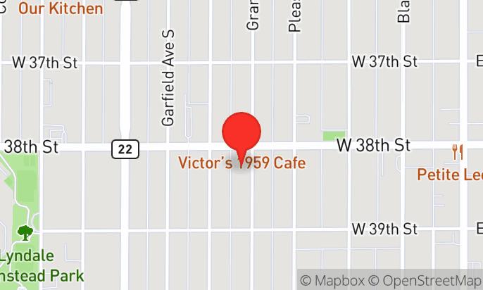 Victor's 1959 Café
