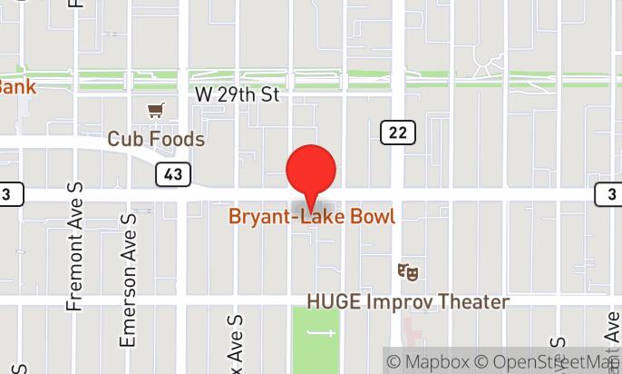 Bryant Lake Bowl