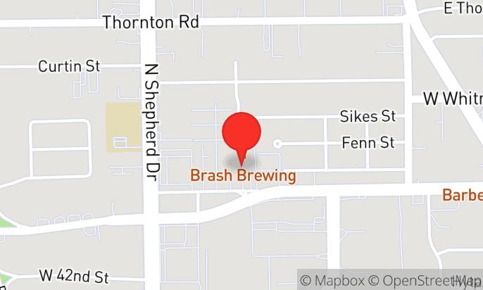 Brash Brewing