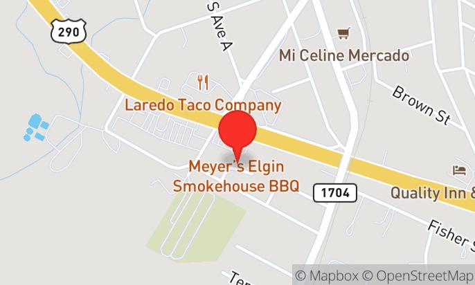 Meyer's Elgin Smokehouse