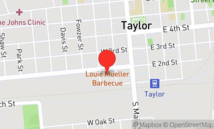 Louie Mueller Barbecue