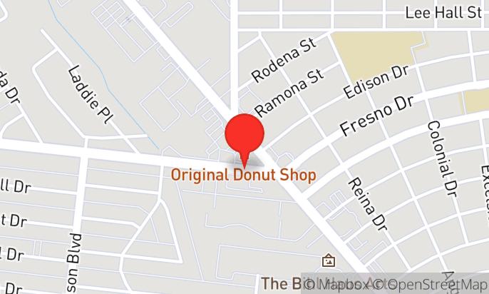 Original Donut Shop