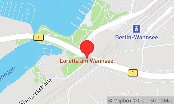 Loretta am Wannsee