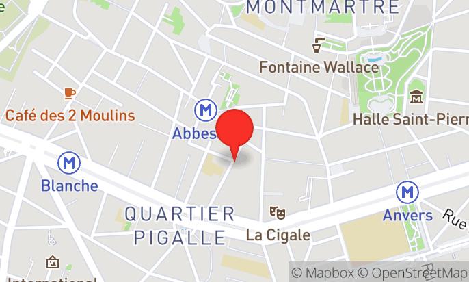 Le Templier de Montmartre