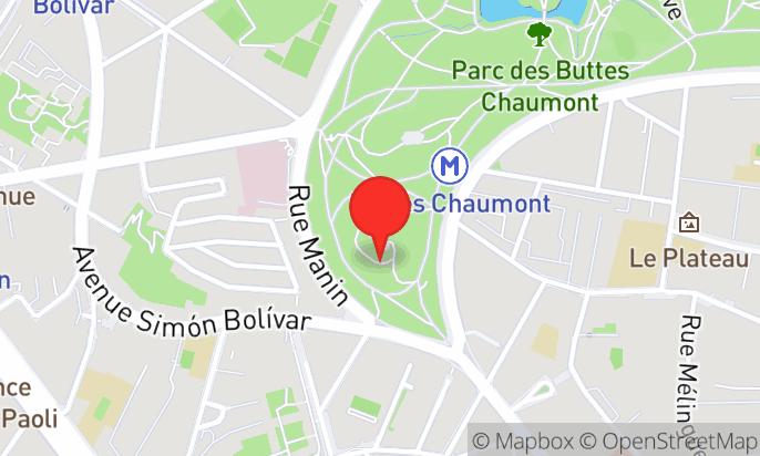 Les Buttes Chaumont
