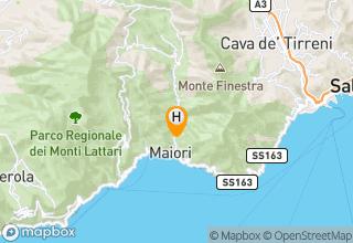 Maiori Italy Map.Minihotel Iris Hotel In Maiori On Amalfi Coast
