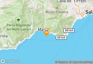 Maiori Italy Map.Hotel Club Due Torri Hotel In Maiori On Amalfi Coast