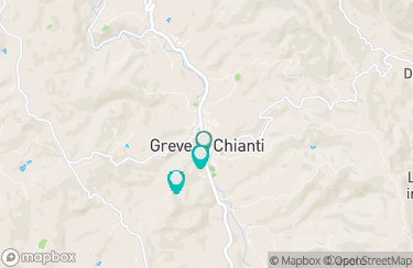 Karta Italien Chianti.Greve In Chianti Toscana Boka Hotell Semesterboende