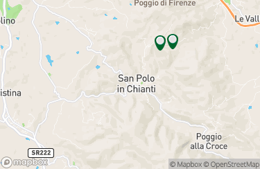 Karta Italien Chianti.San Polo In Chianti Toscana Boka Hotell Semesterboende