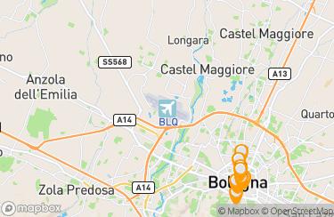 Karta Over Arlanda Flygplats.Bologna Flygplats Emilia Romagna In Italia Se