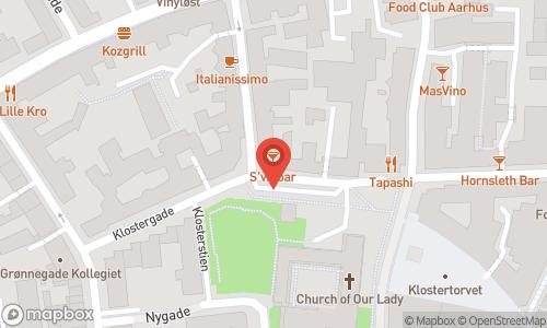 Map of the location of S'vinbar