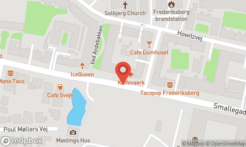 Map of the location of Smalle Vine