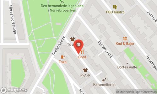 Map of the location of Terroiristen Vinbar og -Butik