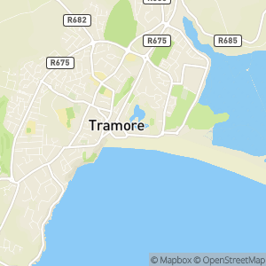 Tramore Amusement & Leisure Park Map