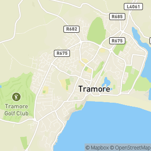 Tramore Blue Flag Beach 2019 Map