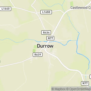 Durrow Scarecrow Festival Map