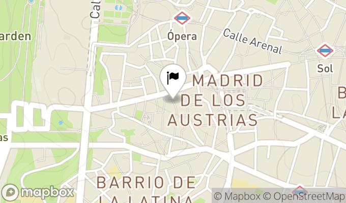 Wereldse Markten fietstour location
