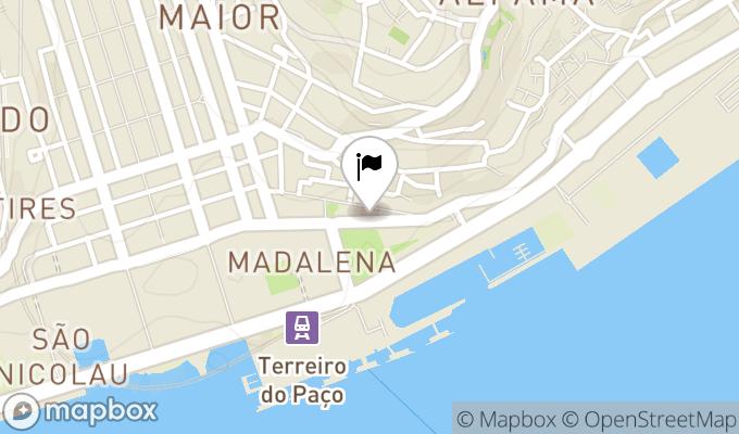 Rondleiding door de Oude Stad van Lissabon location