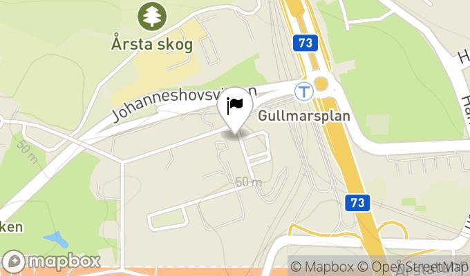 Stockholm Archipelago kayak tour location