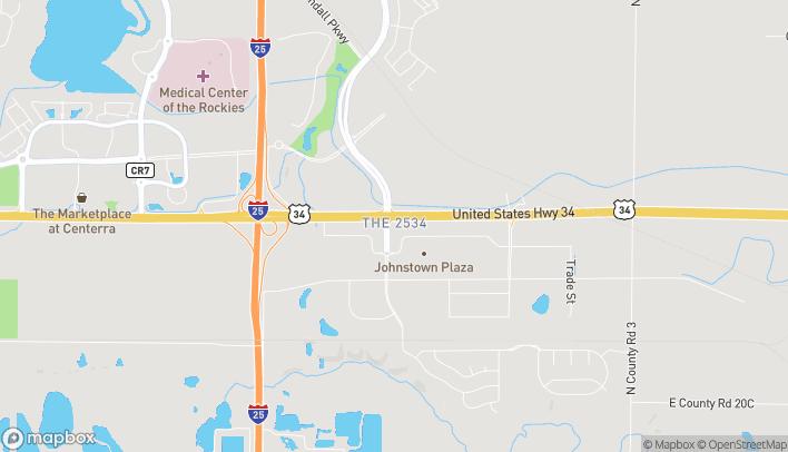 Mapa de 4932 Thompson Parkway en Johnstown