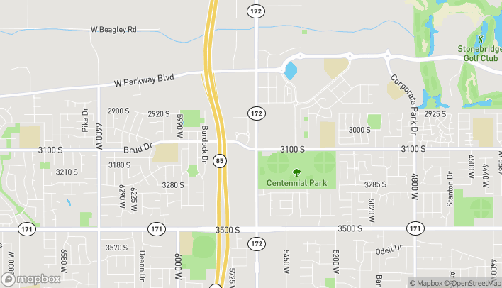Map of 3069 S Colt Plaza Dr in West Valley City