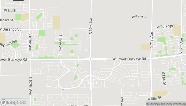 Map of 2735 S 99th Ave in Tolleson