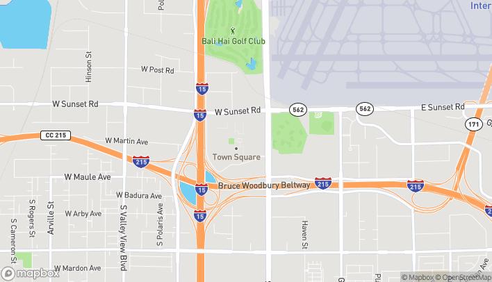 Map of 6659 S Las Vegas Blvd in Las Vegas