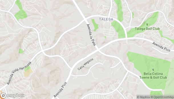 Map of 979 Avenida Pico in San Clemente