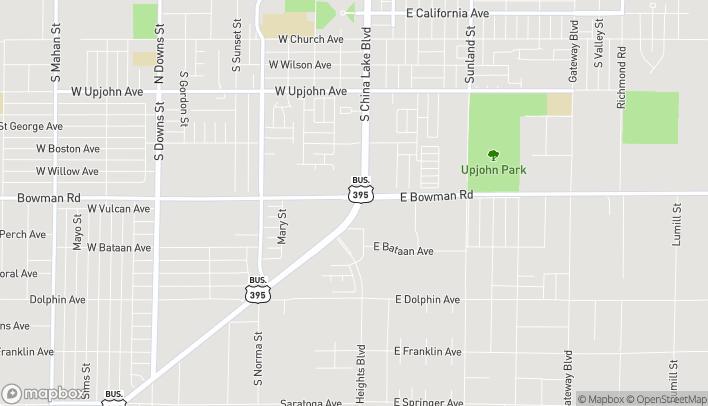 Map of 901 S China Lake Blvd in Ridgecrest