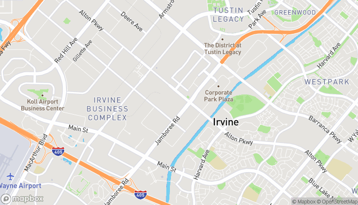 Map of 2710 Alton Parkway in Irvine