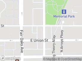 44dcda89fbc9 Map of 85 North Raymond Avenue
