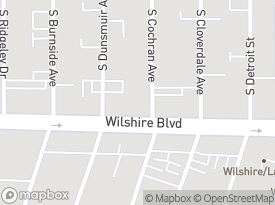 Map Of 5455 Wilshire Boulevard 21st Floor Los Angeles CA