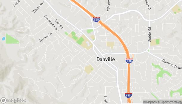 Map of 29 Railroad Ave in Danville