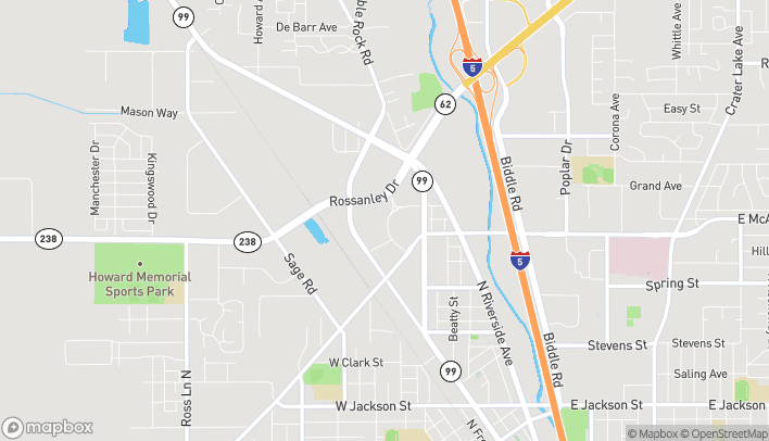 Map of 181 Rossanley Drive in Medford